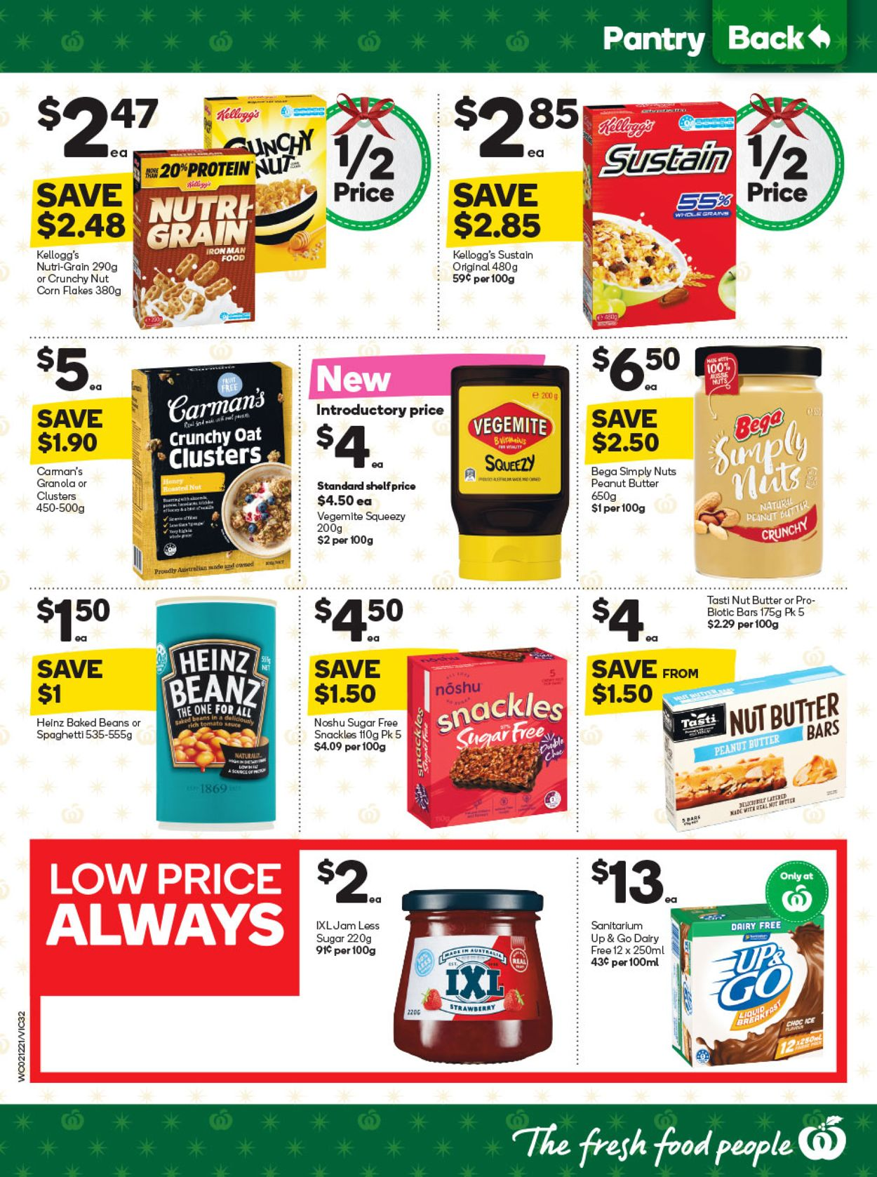 Woolworths - Christmas 2020 Catalogue - 02/12-08/12/2020 (Page 32)