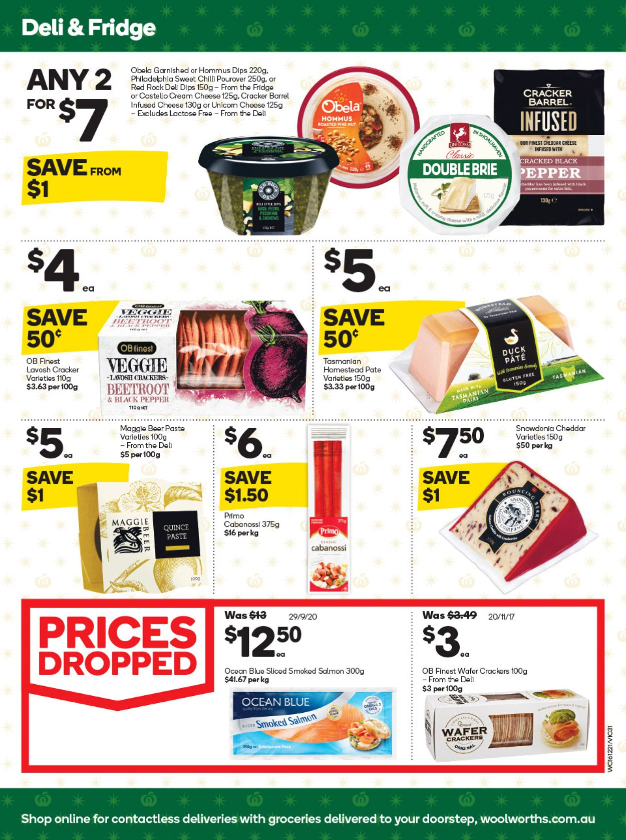 Woolworths - Christmas 2020 Catalogue - 16/12-22/12/2020 (Page 30)
