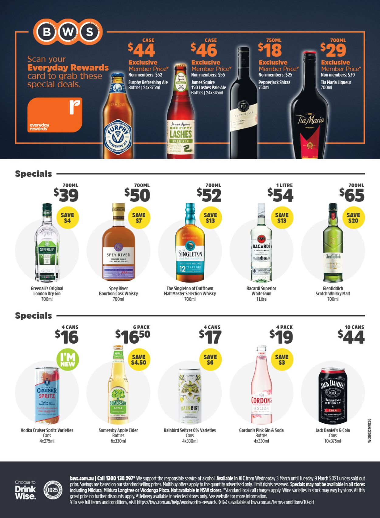 Woolworths Catalogue - 03/03-09/03/2021 (Page 47)
