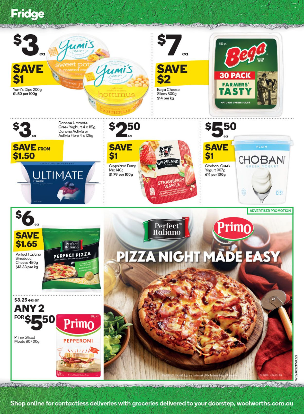 Woolworths Catalogue - 24/03-30/03/2021 (Page 23)