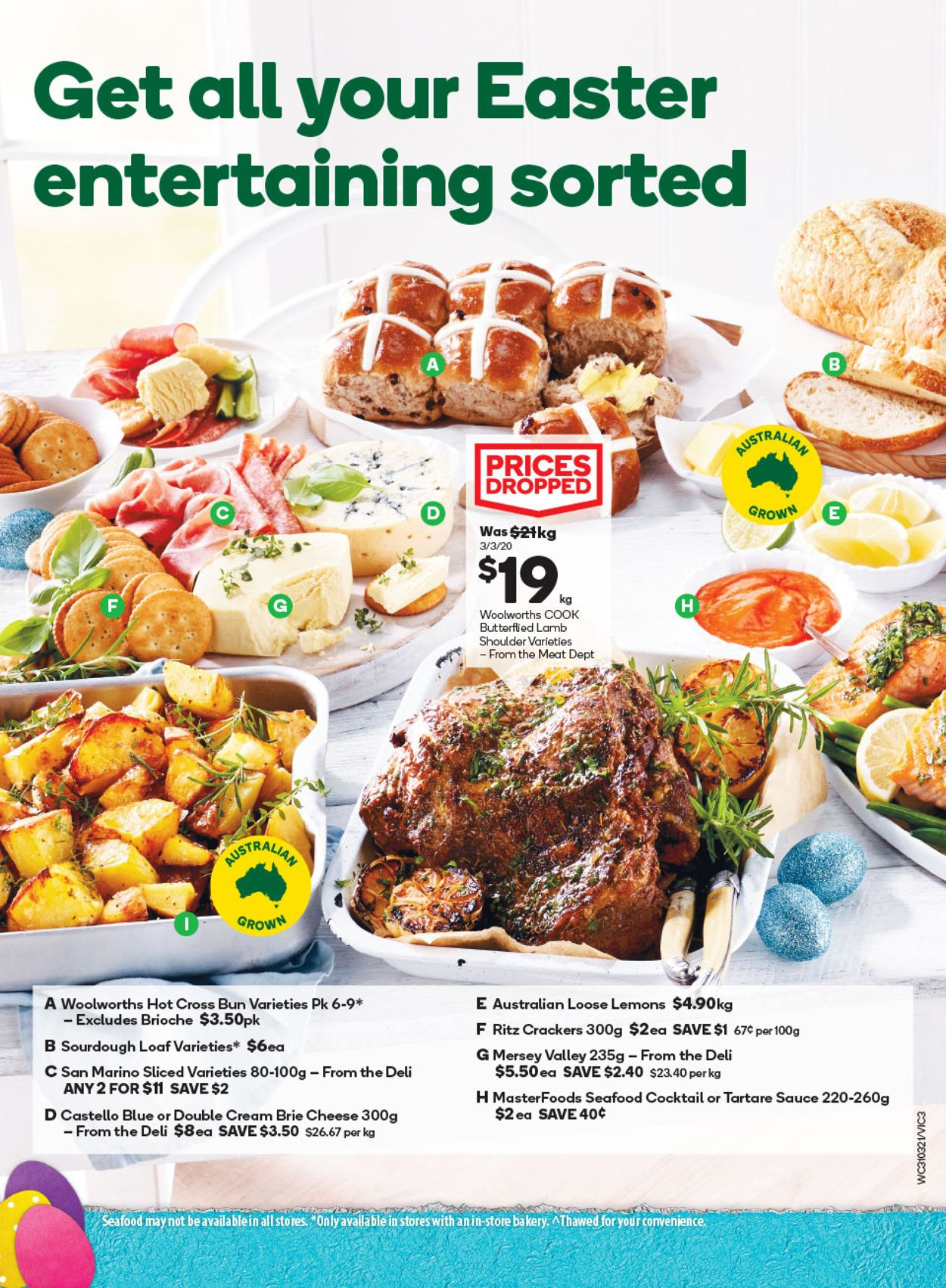 Woolworths Catalogue - 31/03-06/04/2021 (Page 3)