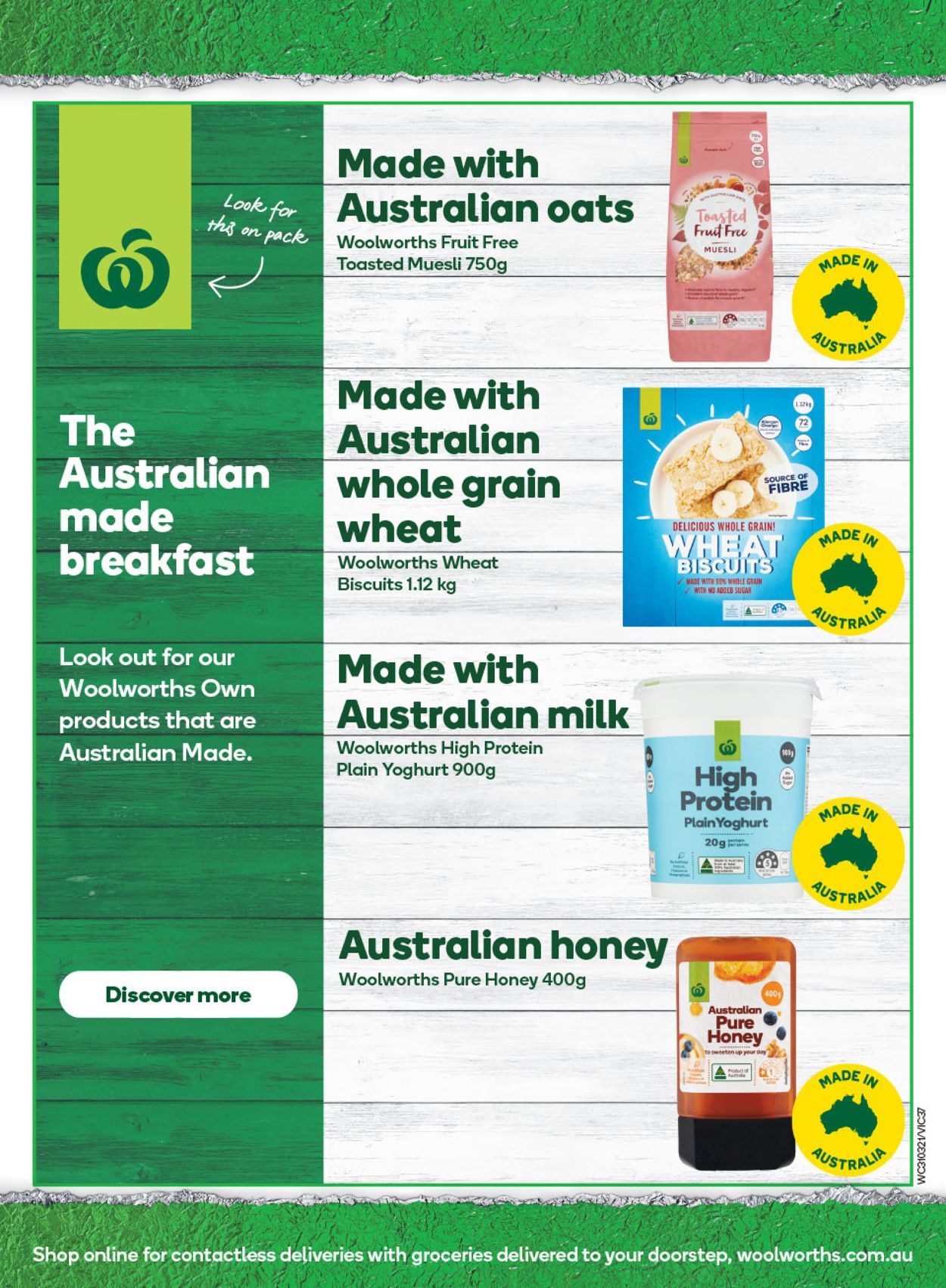 Woolworths Catalogue - 31/03-06/04/2021 (Page 37)