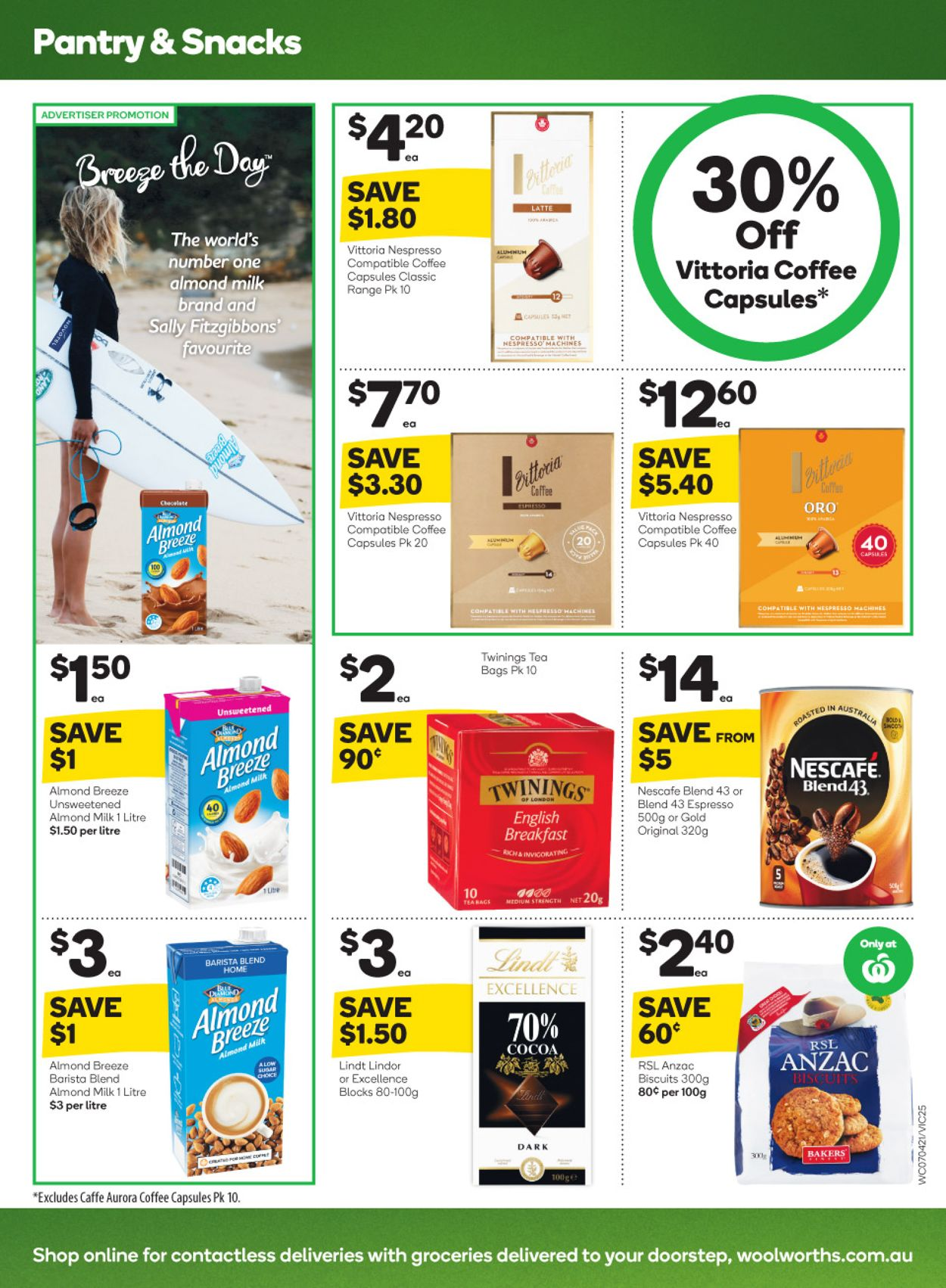 Woolworths Catalogue - 07/04-13/04/2021 (Page 25)