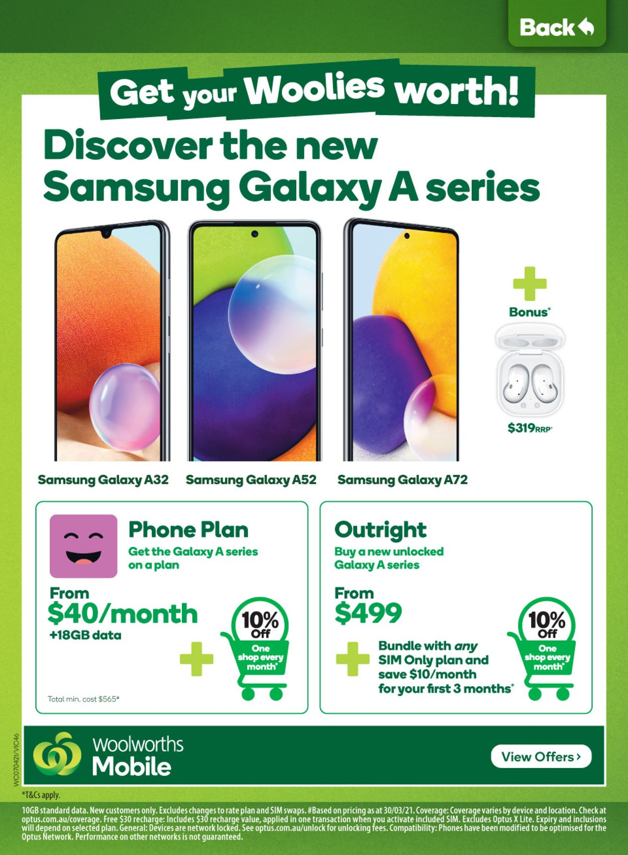 Woolworths Catalogue - 14/04-20/04/2021 (Page 44)