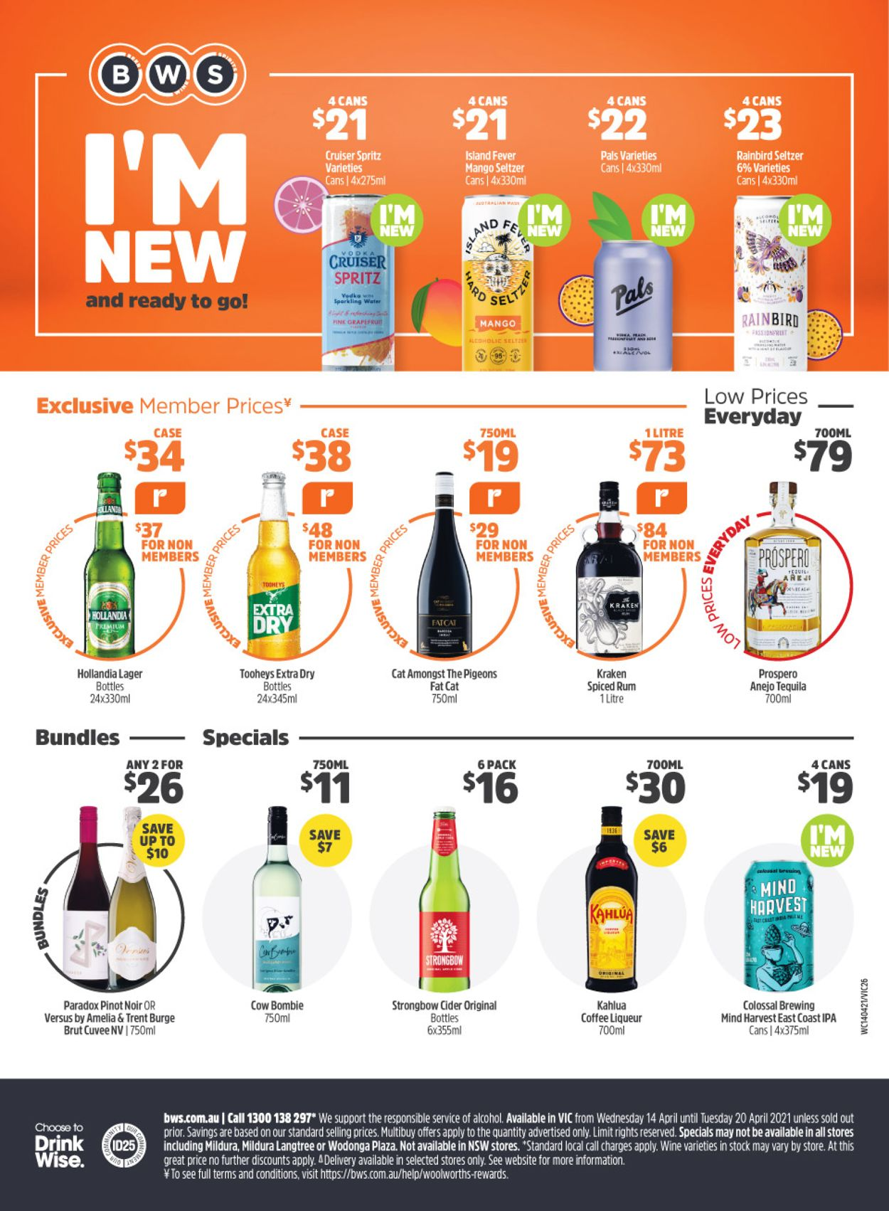 Woolworths Catalogue - 14/04-20/04/2021 (Page 45)