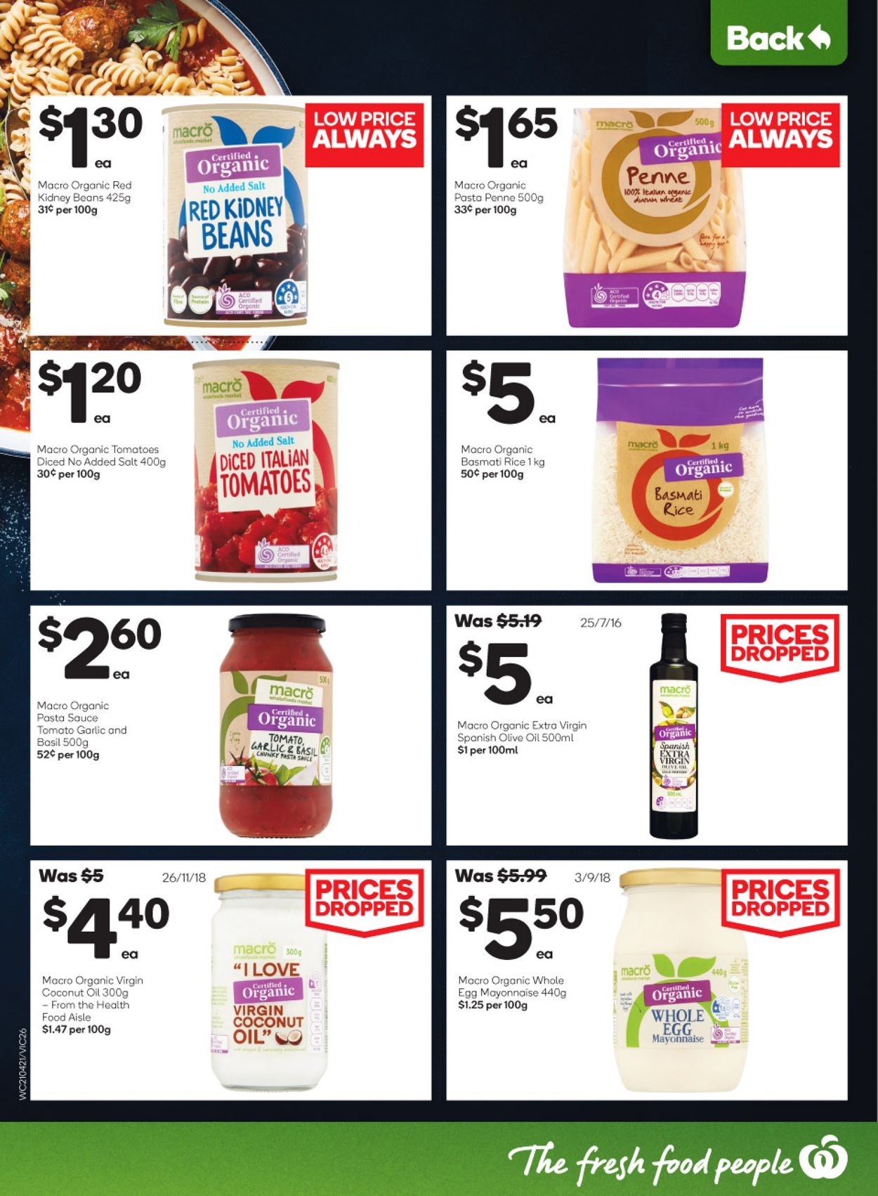 Woolworths Catalogue - 21/04-27/04/2021 (Page 26)