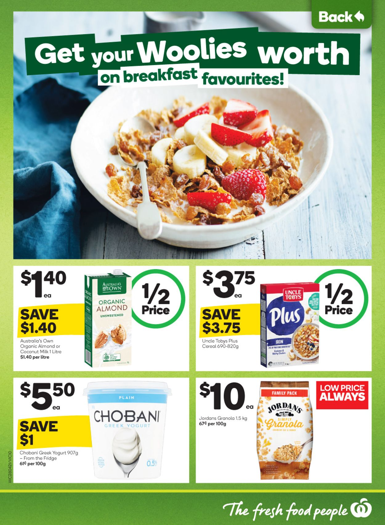 Woolworths Catalogue - 28/04-04/05/2021 (Page 10)