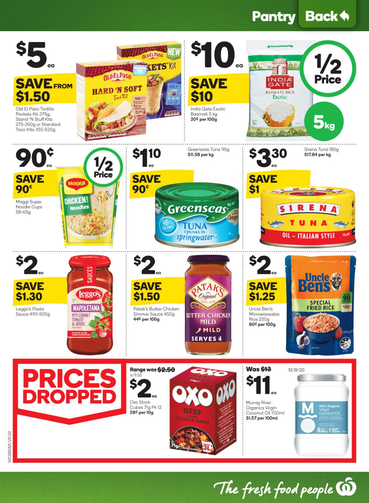 Woolworths Catalogue - 28/04-04/05/2021 (Page 32)