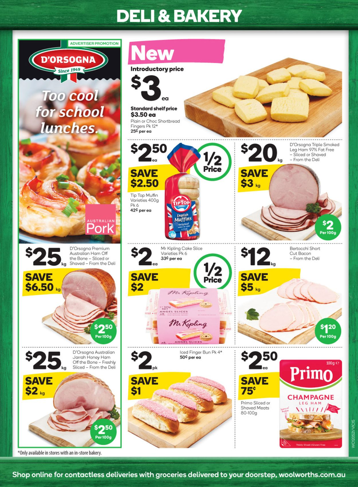 Woolworths Catalogue - 12/05-18/05/2021 (Page 15)