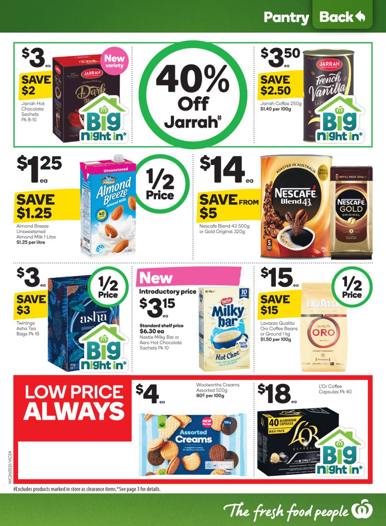 Woolworths Catalogue - 26/05-01/06/2021 (Page 24)