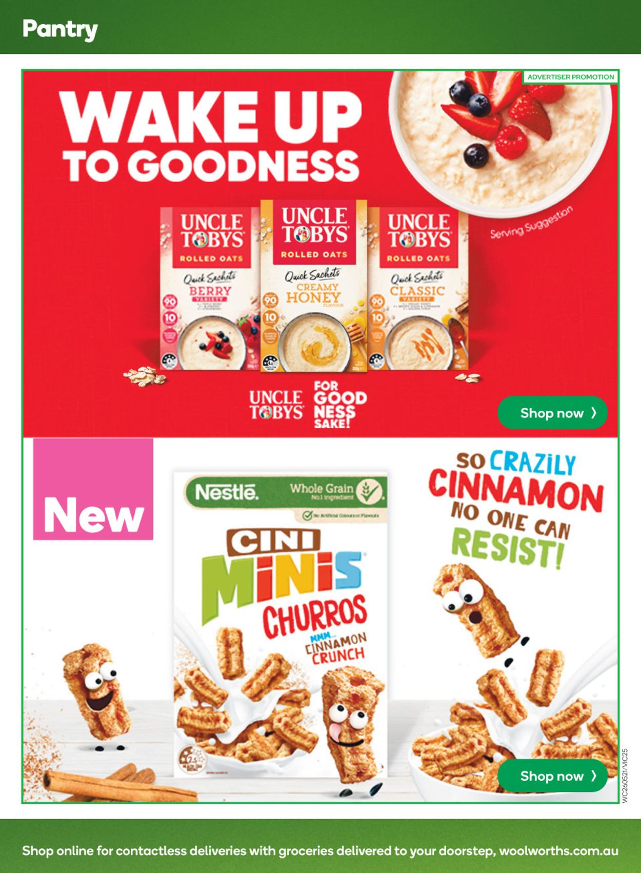 Woolworths Catalogue - 26/05-01/06/2021 (Page 25)