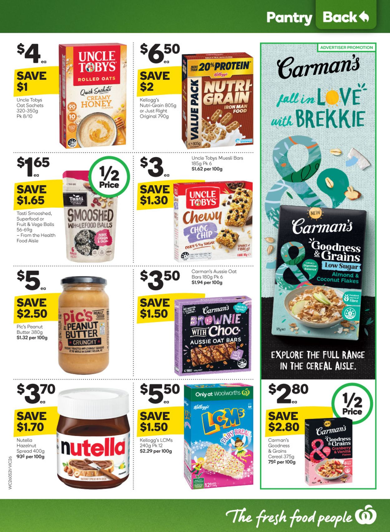 Woolworths Catalogue - 26/05-01/06/2021 (Page 26)