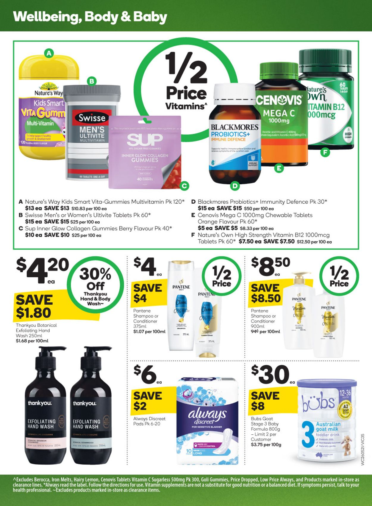 Woolworths Catalogue - 26/05-01/06/2021 (Page 35)