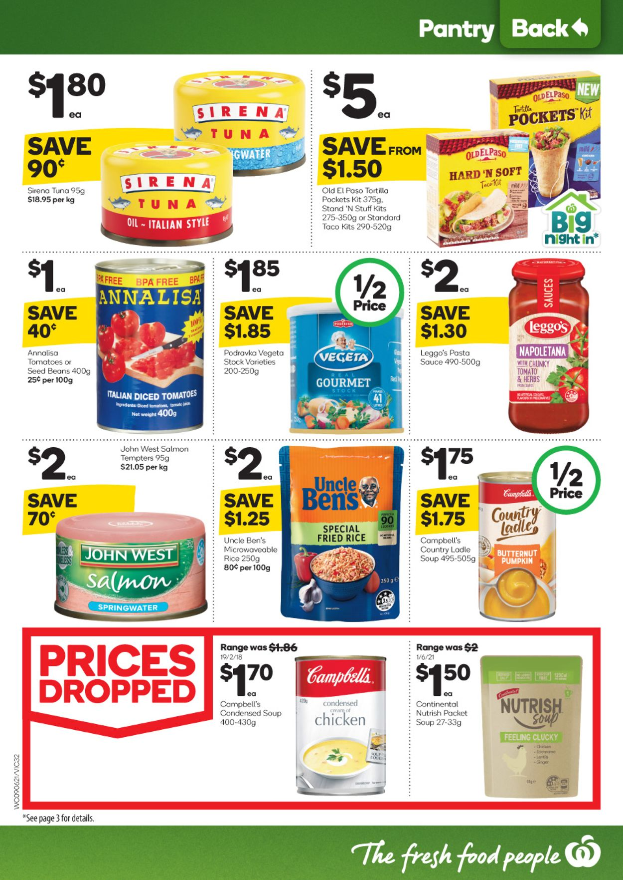 Woolworths Catalogue - 09/06-15/06/2021 (Page 32)