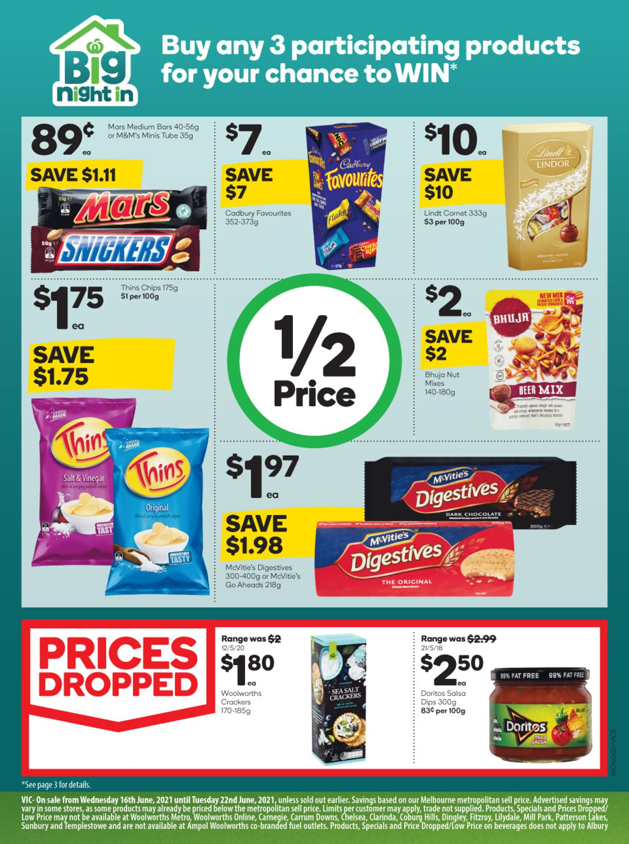 Woolworths Catalogue - 16/06-22/06/2021 (Page 5)