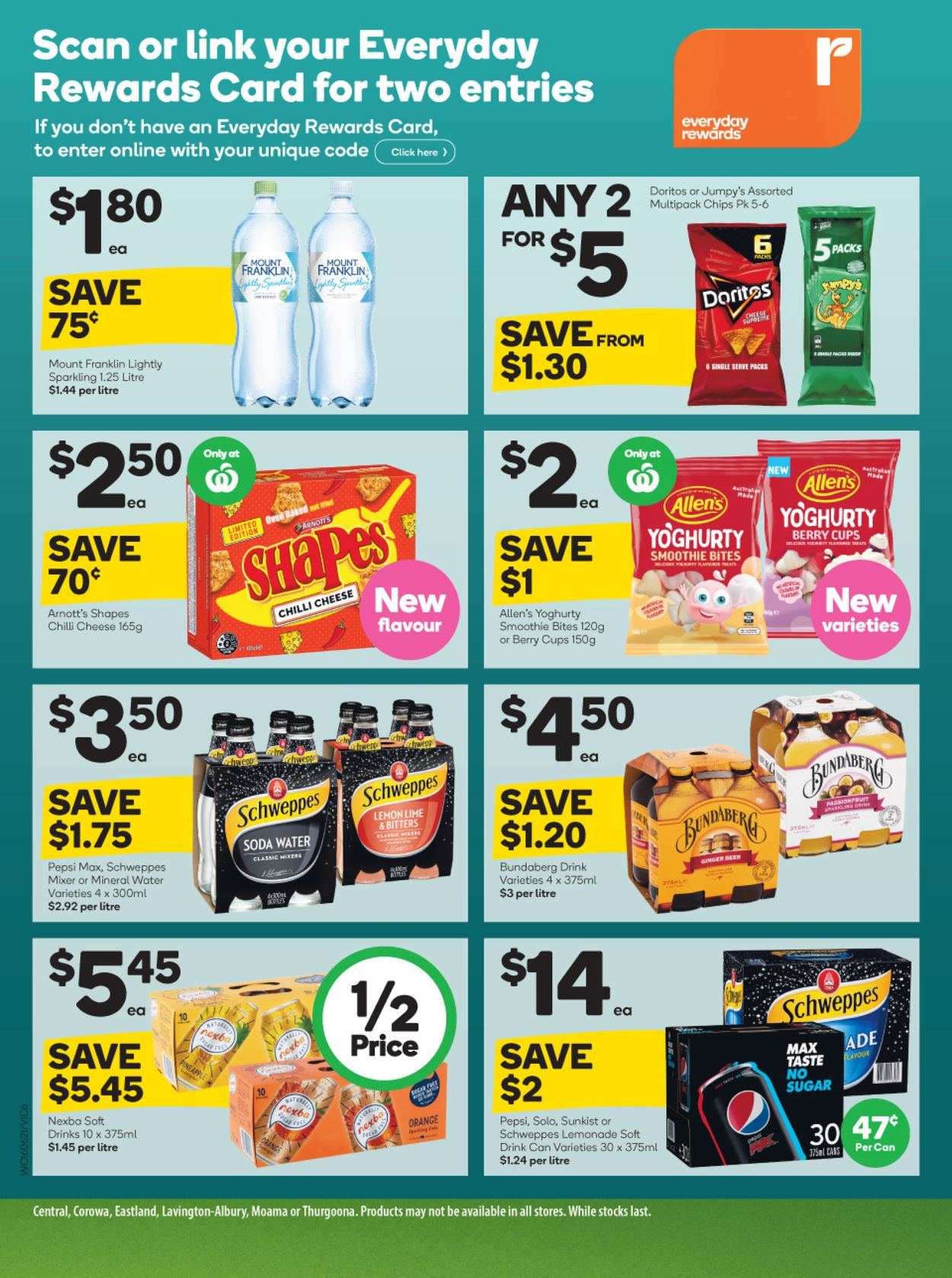 Woolworths Catalogue - 16/06-22/06/2021 (Page 6)