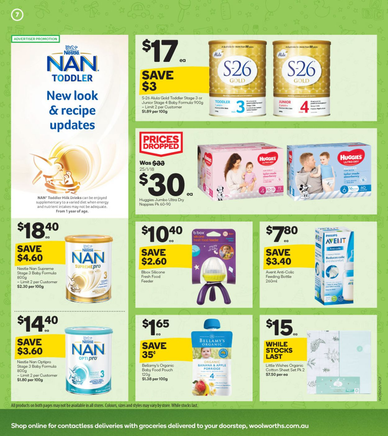 Woolworths Catalogue - 30/06-06/07/2021 (Page 7)