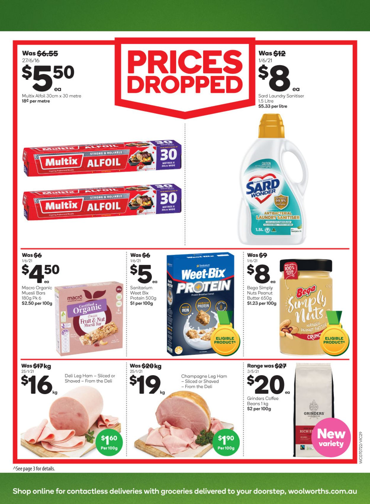 Woolworths Catalogue - 07/07-13/07/2021 (Page 29)