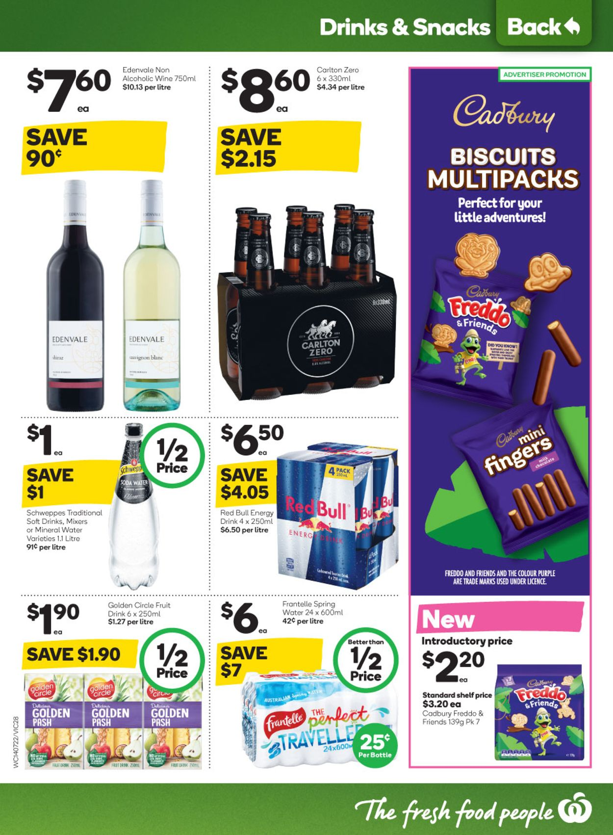 Woolworths Catalogue - 14/07-20/07/2021 (Page 28)