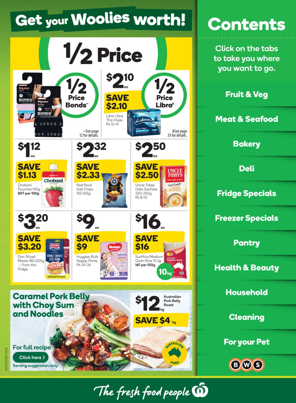 Woolworths Catalogue - 21/07-27/07/2021 (Page 2)