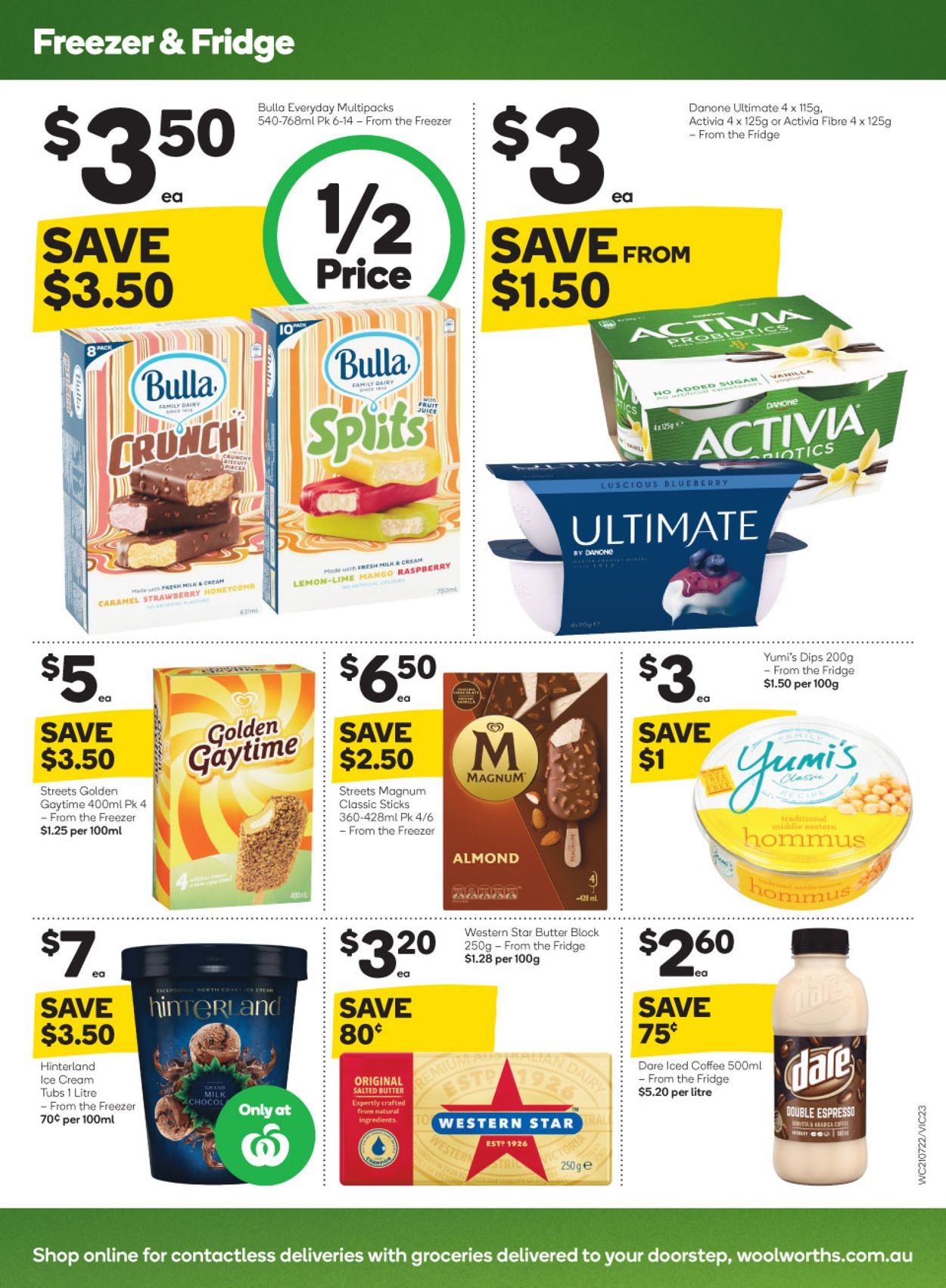 Woolworths Catalogue - 21/07-27/07/2021 (Page 23)