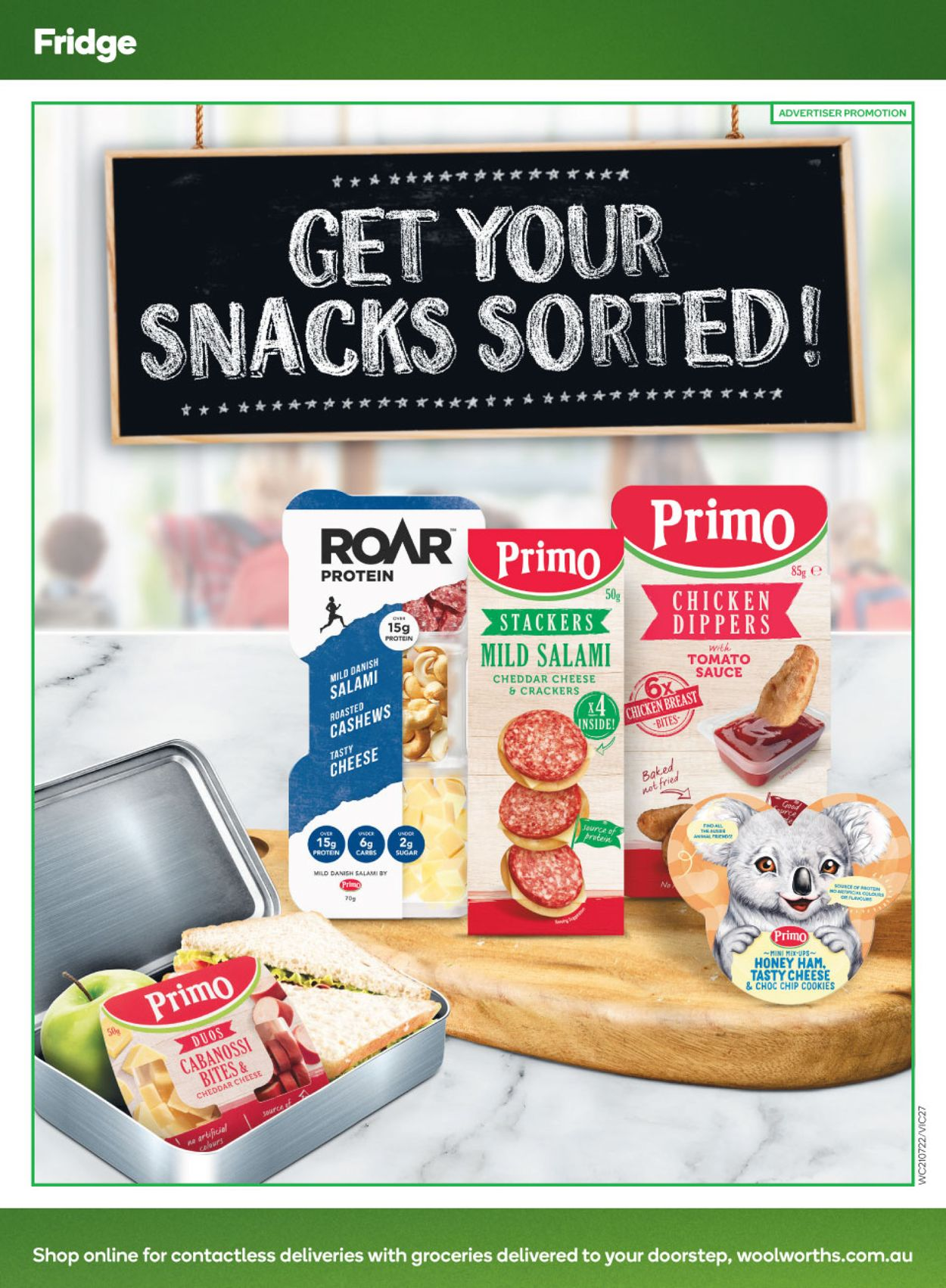 Woolworths Catalogue - 21/07-27/07/2021 (Page 27)
