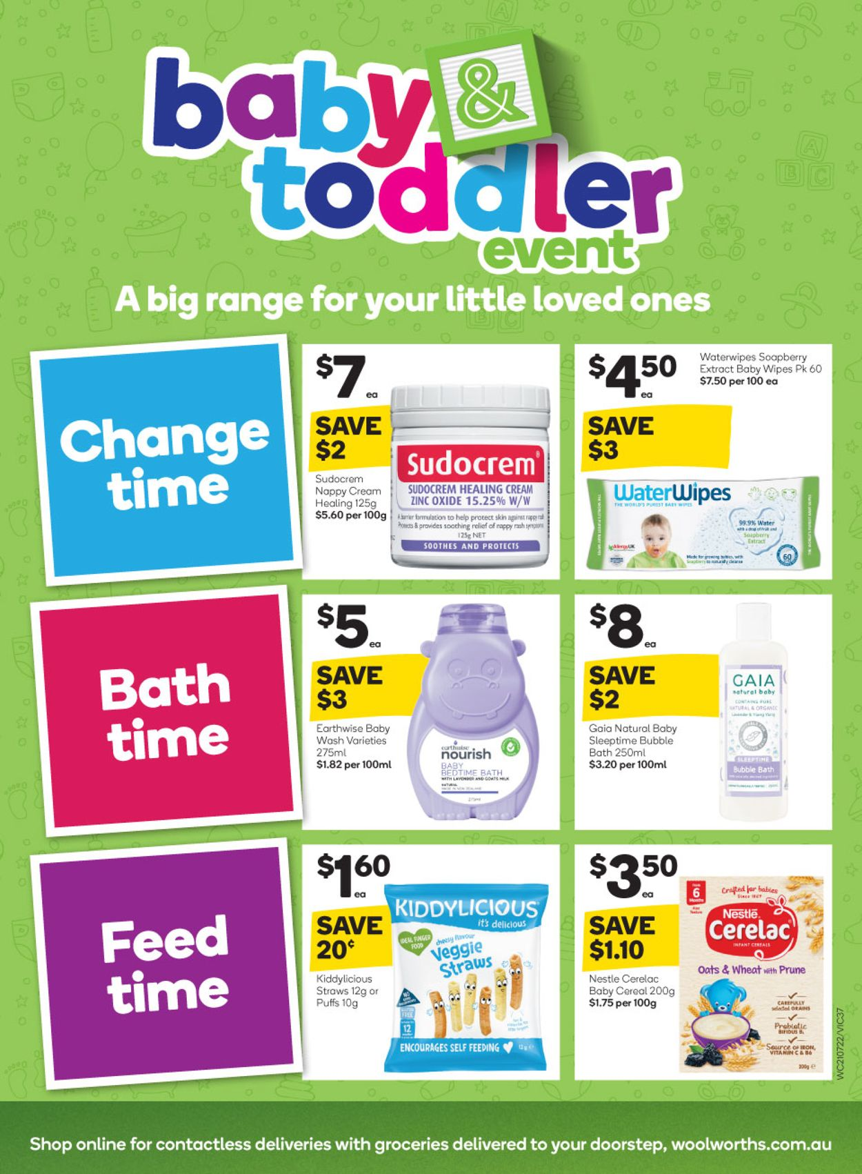 Woolworths Catalogue - 21/07-27/07/2021 (Page 37)