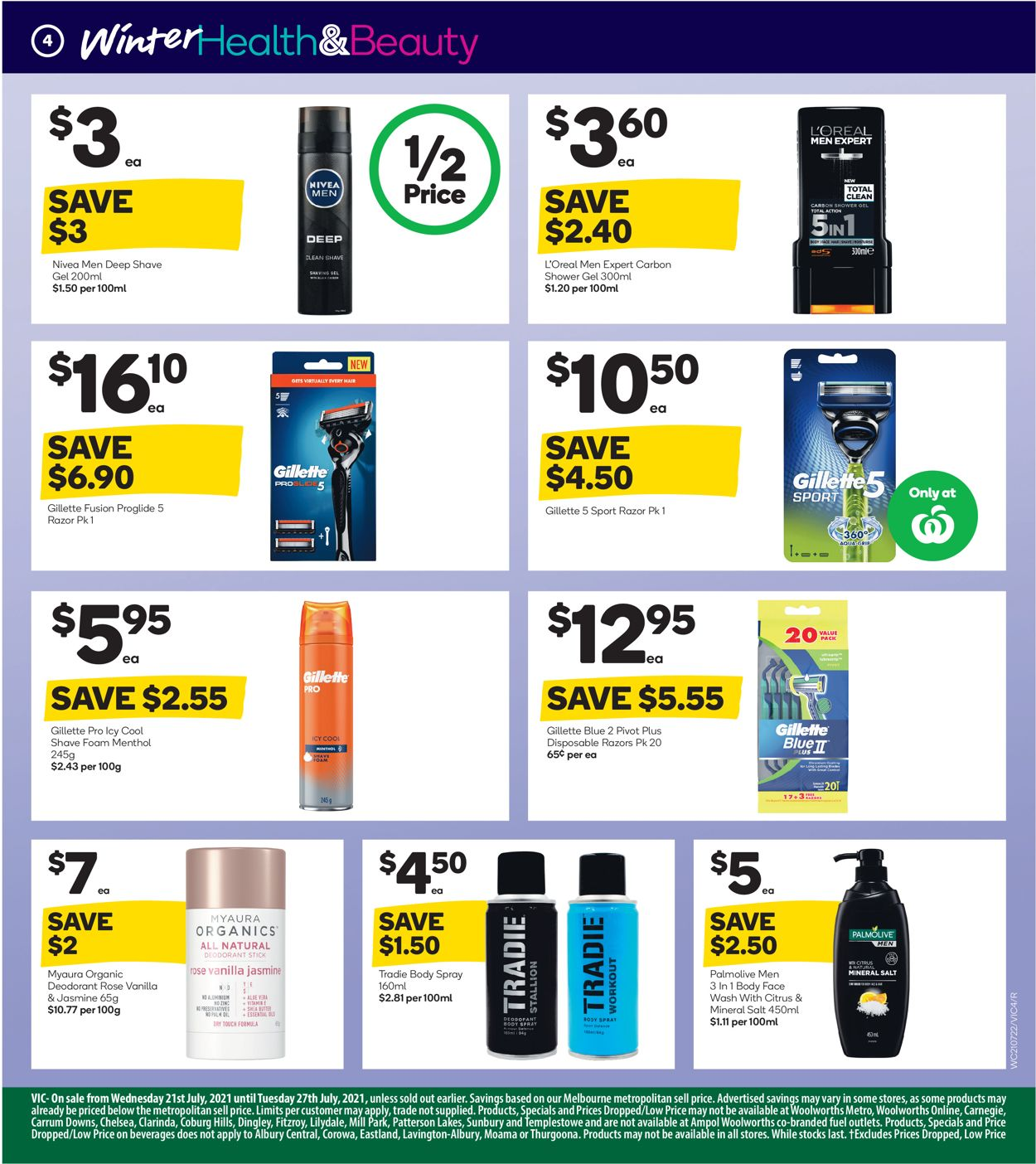 Woolworths Catalogue - 21/07-27/07/2021 (Page 5)