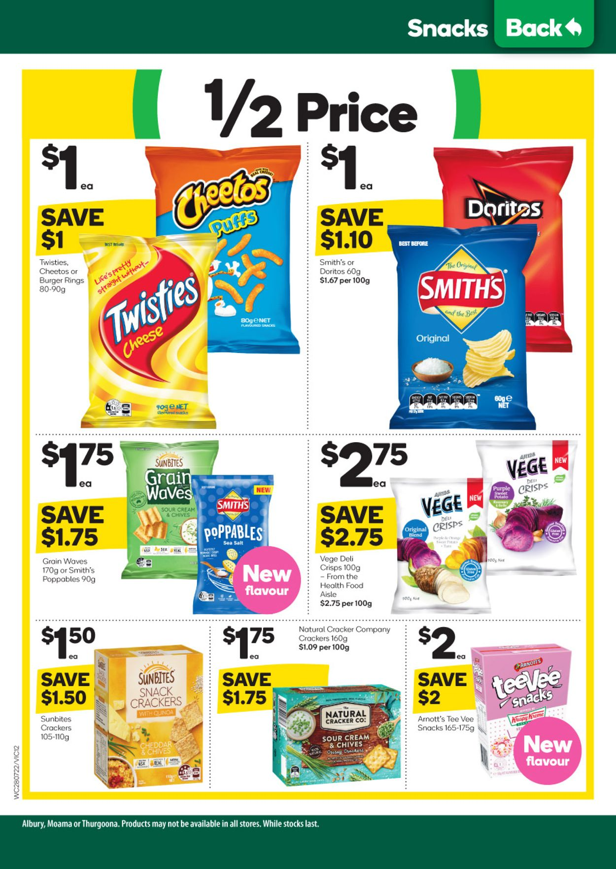 Woolworths Catalogue - 28/07-03/08/2021 (Page 13)