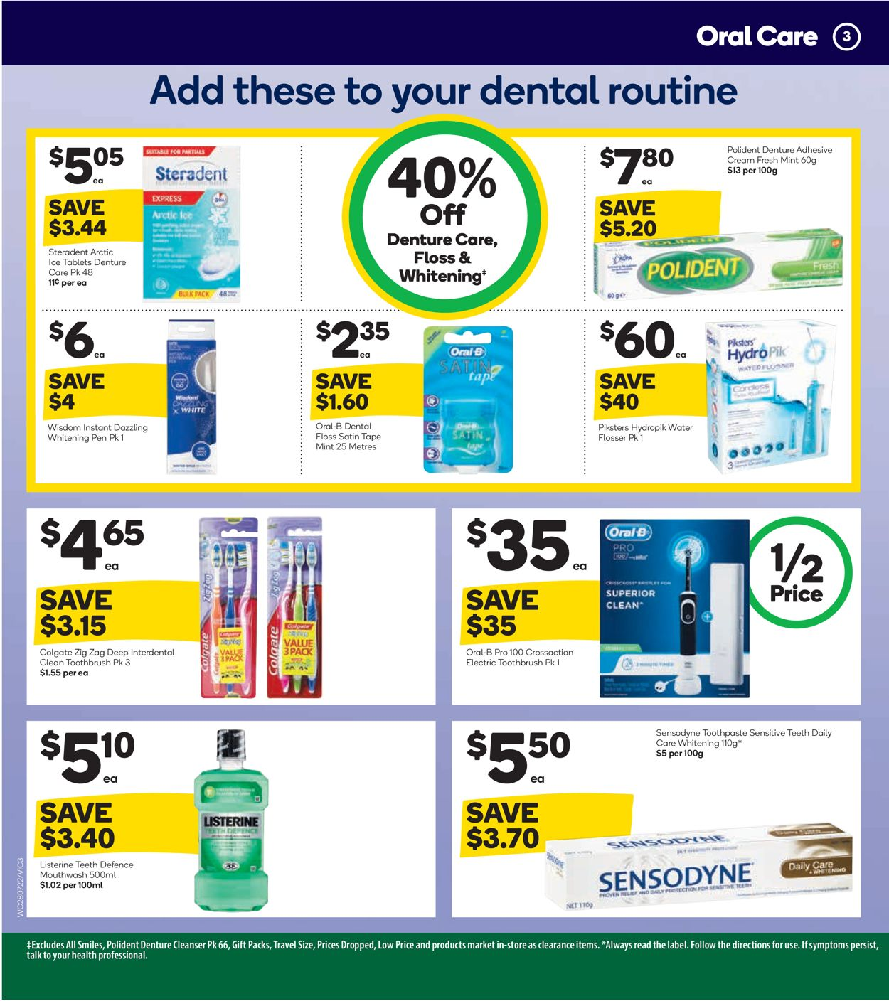 Woolworths Catalogue - 28/07-03/08/2021 (Page 4)