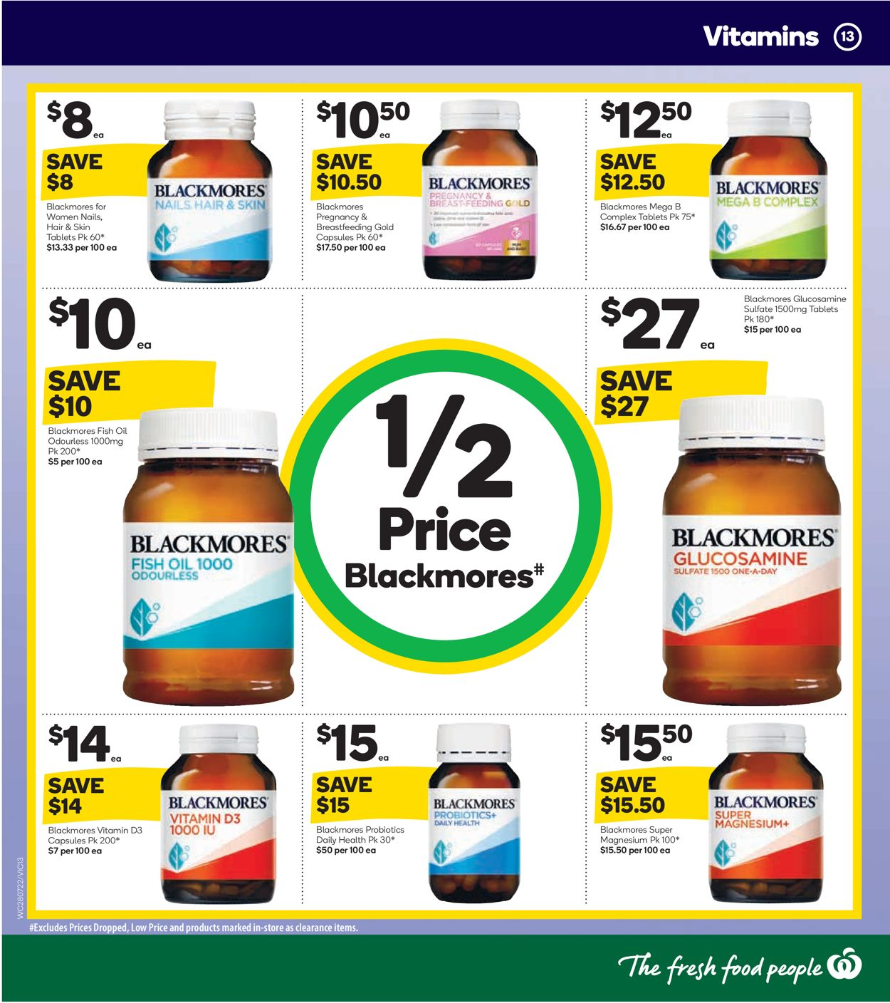 Woolworths Catalogue - 28/07-03/08/2021 (Page 14)