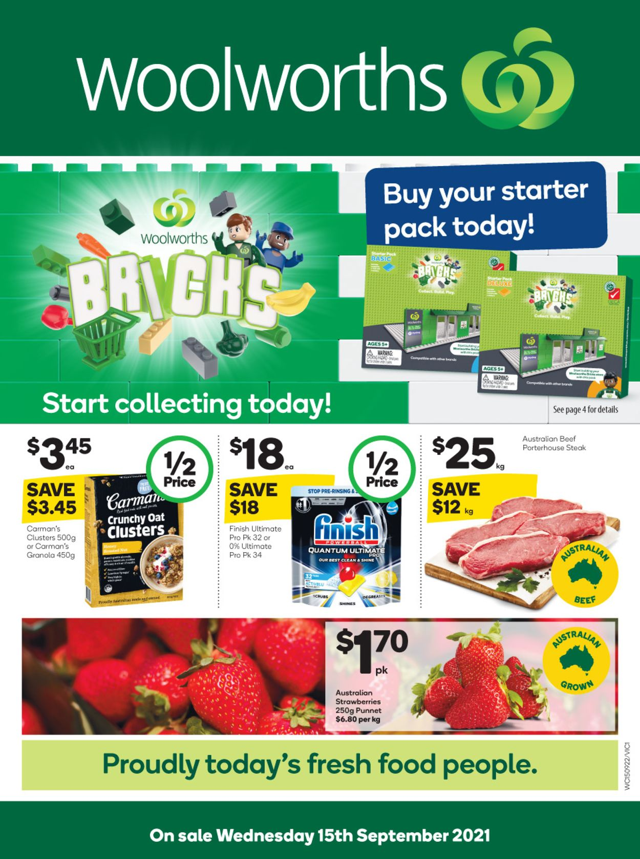 Woolworths Catalogue - 15/09-21/09/2021