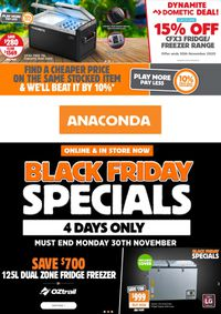 Anaconda - Black Friday 2020