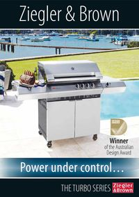 Barbeques Galore catalogue