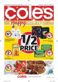 Coles New Year Catalogue 2020