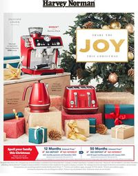 Harvey Norman Christmas Catalogue 2019
