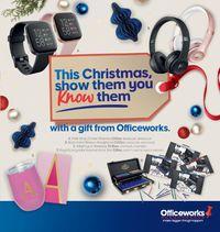 Officeworks - Christmas 2020