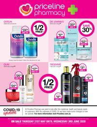 Priceline Pharmacy catalogue