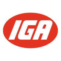 IGA catalogue