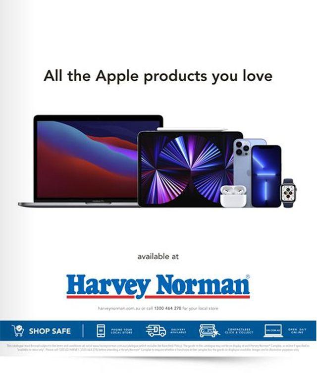 Harvey Norman catalogue