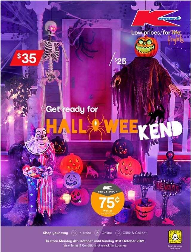 Kmart catalogue