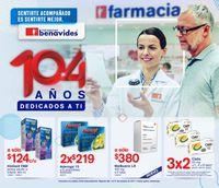 Farmacias Benavides catalogo