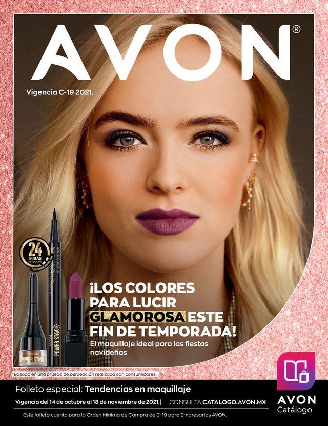 Avon catalogo