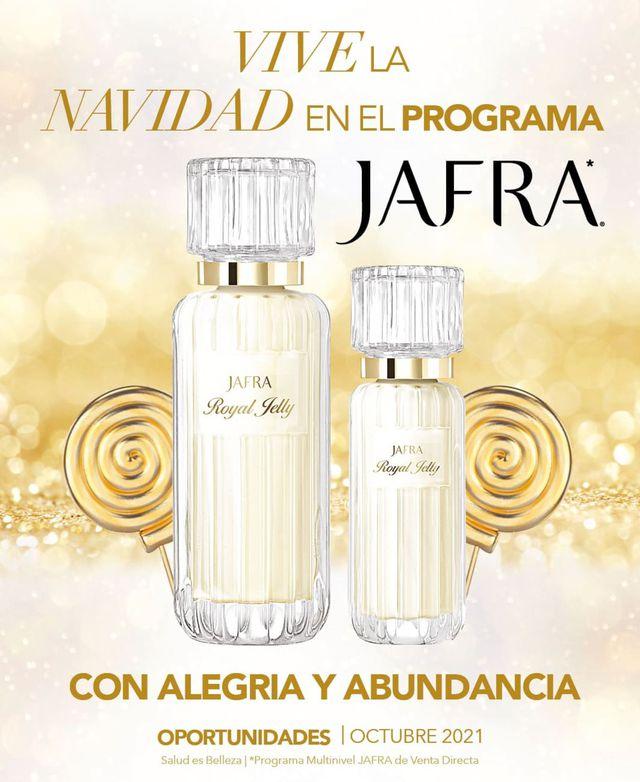 Jafra catalogo