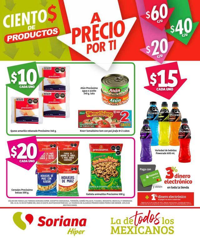 Soriana catalogo